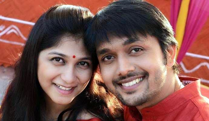 Arefin Shuvo Bangladeshi Actor with wife Arpita Samaddar