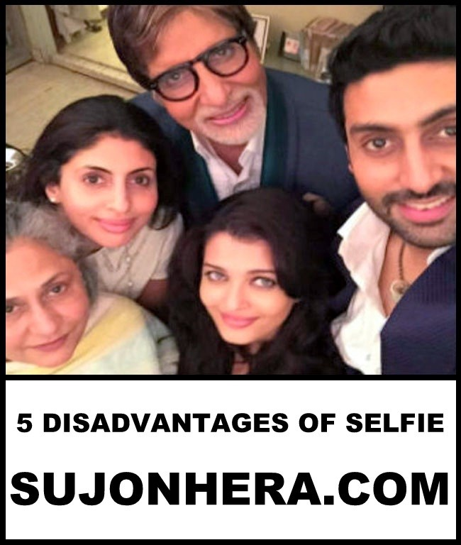 Selfie Tips 5 Disadvantages Of Taking Selfies