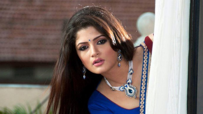 Srabanti Indian Bangla Movie Actress HD Photo Wallpaper