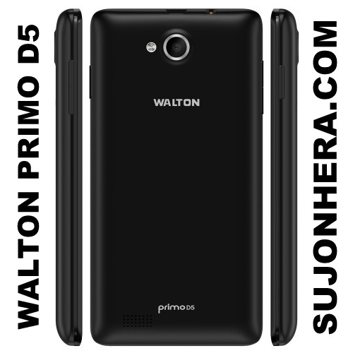 Walton Primo D5 Android Phone Full Specifications & Price