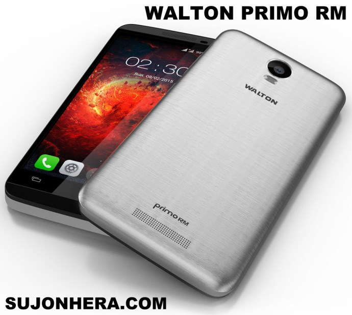 Walton Primo RM Android Phone Full Specifications & Price