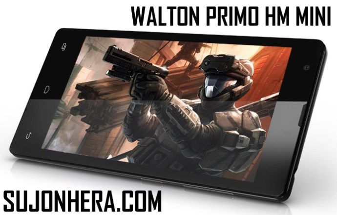 Walton Primo HM Mini Android Phone Full Specifications & Price
