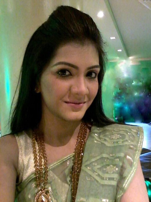 RJ Maria Bangladeshi Model Presenter Biography Photos