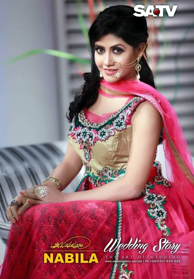 Srabonno Bangladeshi Model Doctor Anchor Biography Photos