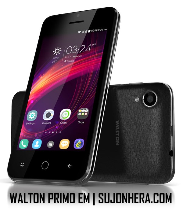 Walton Primo EM Android Phone Full Specifications & Price