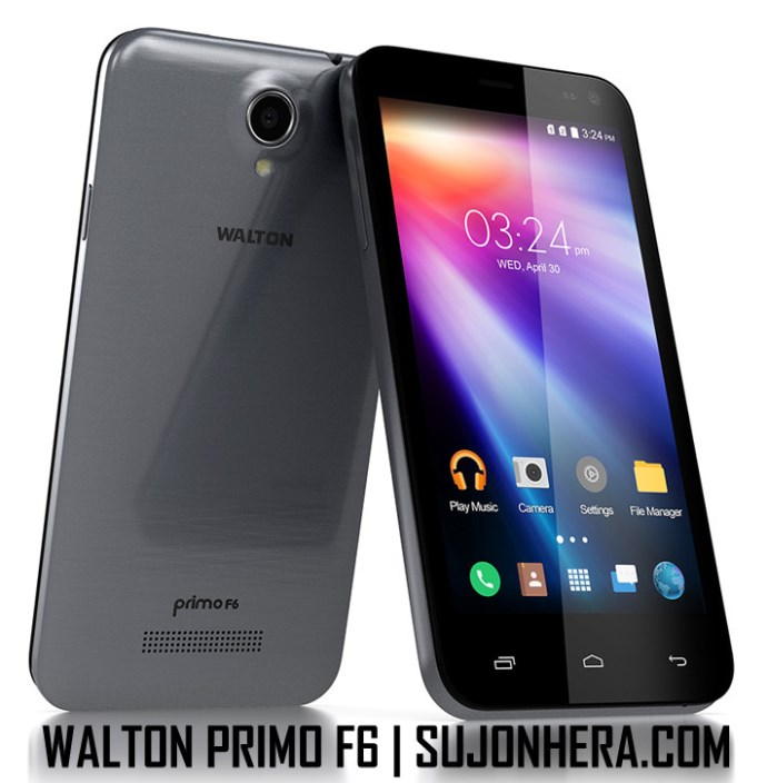 Walton Primo F6 Android Phone Full Specifications & Price