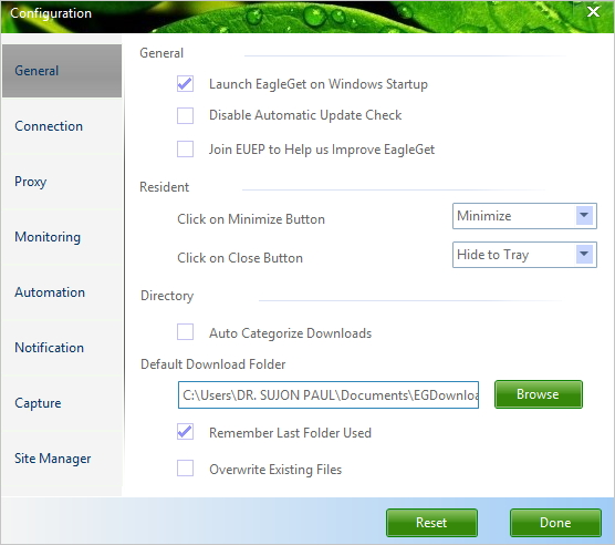 EagleGet Download Manager The Best Alternative Of IDM