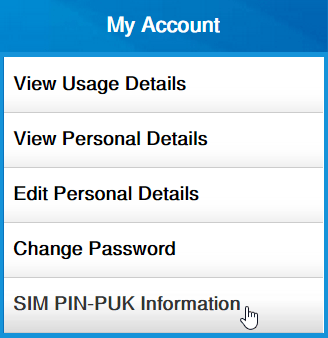 How To Know Grameenphone SIM PIN & PUK Code Online
