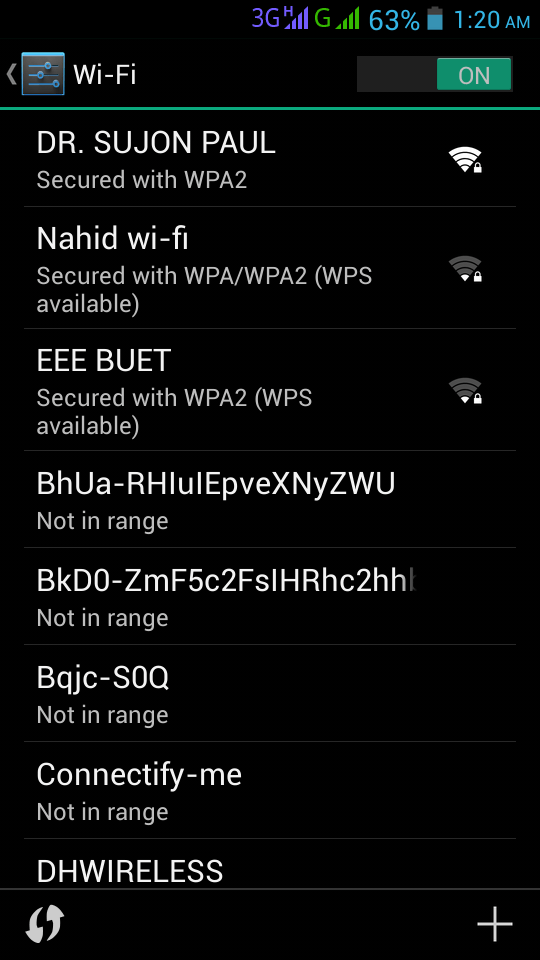 How To Use Laptop's Internet On Android Phone Via Wifi