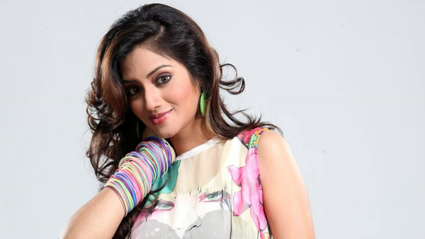 Nusrat Indian Bangla Movie Actress Hd Photo Wallpapers-6257
