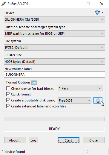 Full Tutorial On How To Create Bootable USB Pen Drive