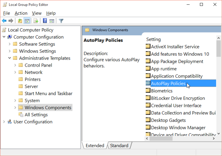 How To Enable & Disable Autoplay In Windows Computer