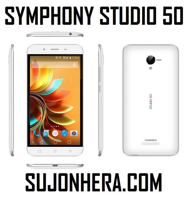 Symphony Studio 50 Full Phone Specifications & Price