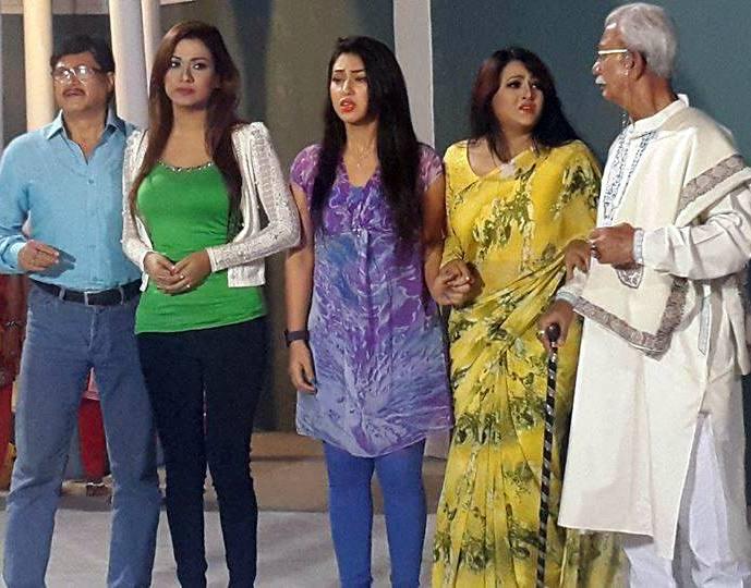 Raja Babu – The Power Shakib Apu Bobby Movie