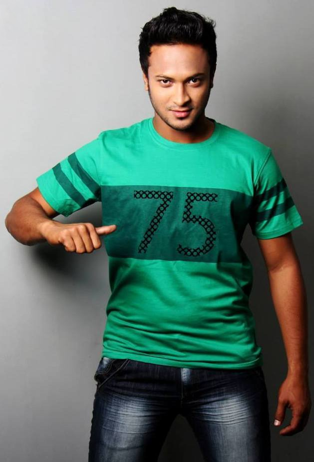 Shakib Al Hasan Eid Style HD Photo Wallpapers Collection
