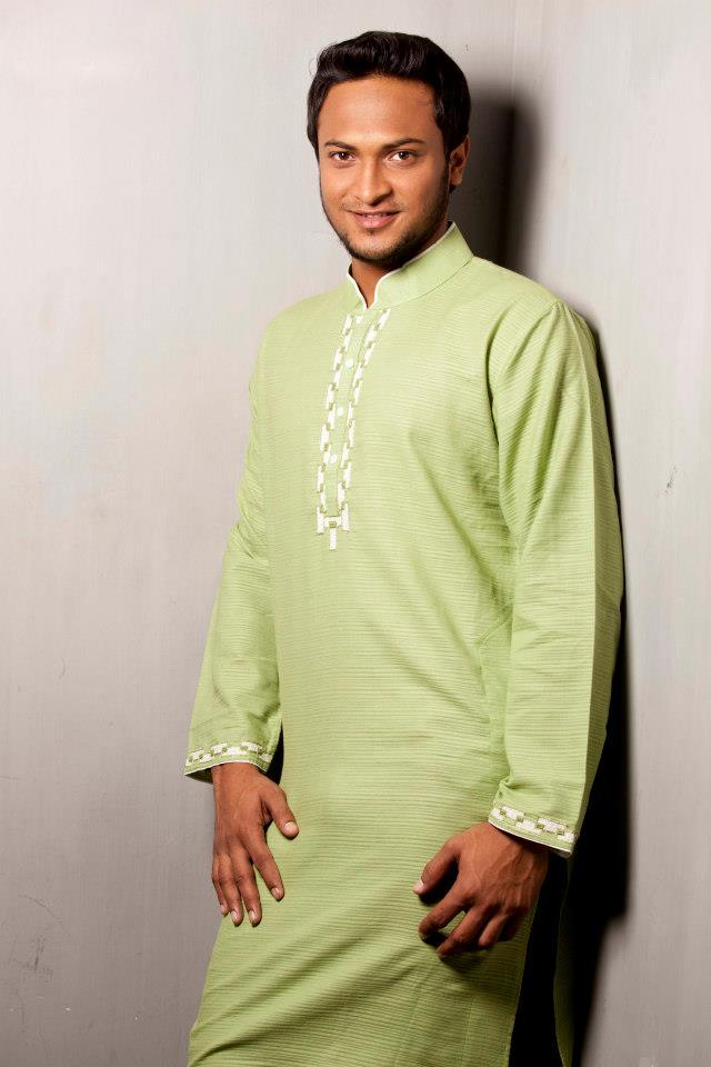 Shakib Al Hasan Eid Style HD Photo Wallpaper Collection