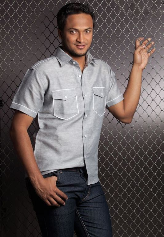 Shakib Al Hasan Eid Style HD Photo Wallpaper Collection