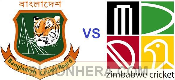 Bangladesh vs Zimbabwe 2015