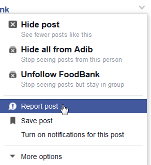 How To Avoid Unwanted Posts On Facebook Home News Feed
