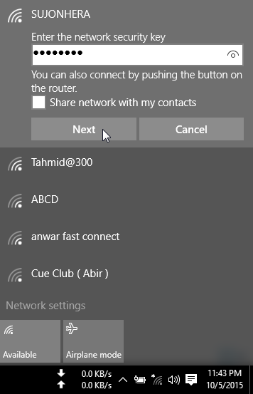 How To Use Android Phone's Internet In Laptop Via WiFi