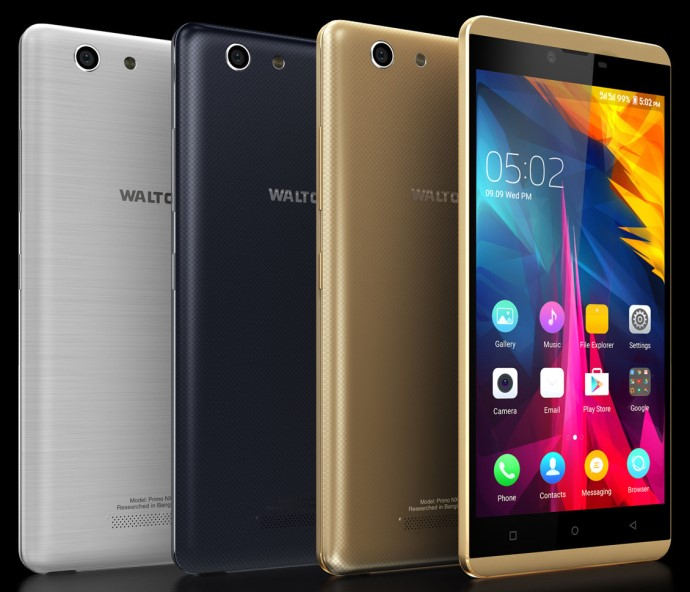 Walton Primo NX3: Android Phone Full Specifications & Price
