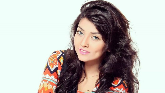Ishika Khan Bangladeshi Model Actress HD Photo Wallpaper