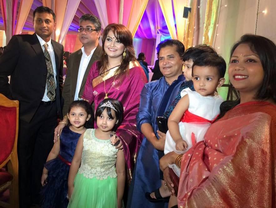 Mohammad Ashraful Marriage Wedding Photos with Anika Orchi