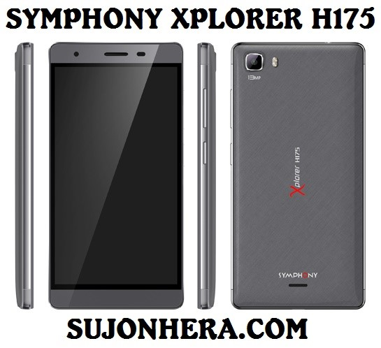 Symphony Xplorer H175 Full Phone Specifications & Price