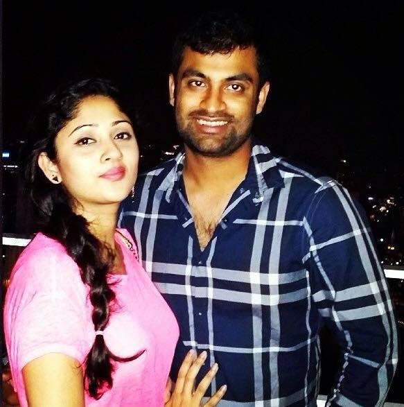 Tamim Iqbal Bangladeshi Cricketer with his wife Ayesha