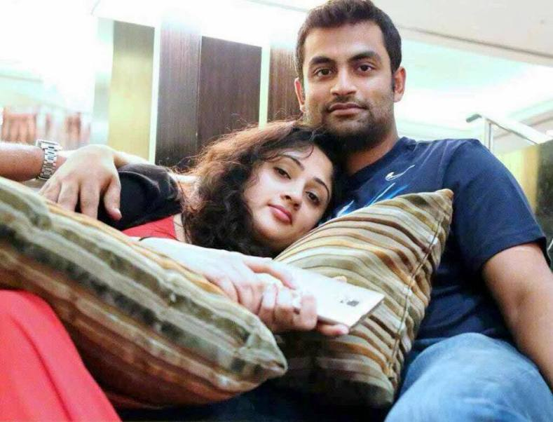 Tamim Iqbal Bangladeshi Cricketer with his wife Ayesha