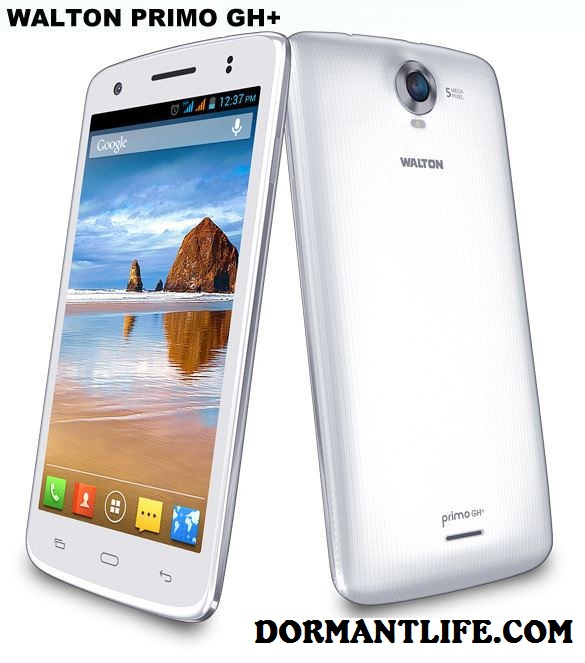 Walton Primo GH+ Phone Specifications And Price