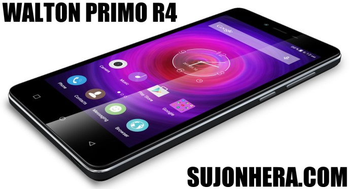 Walton Primo R4 Android Phone Full Specifications & Price