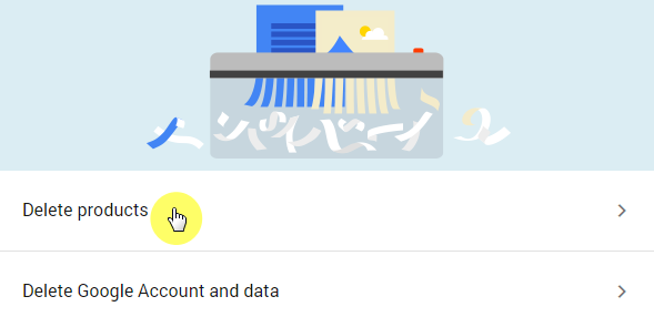 How To Delete Google Or Gmail Account Permanently