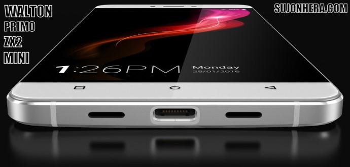 Walton Primo ZX2 Mini Full Phone Specifications & Price