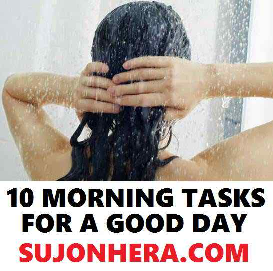 10 Morning Tasks To Do For A Brilliant Start Of The Day