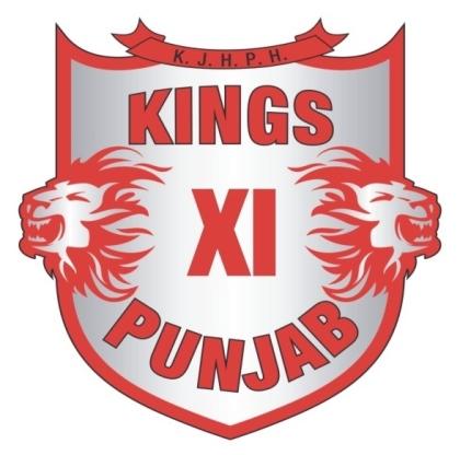 IPL T20 2016 KINGS XI PUNJAB KXIP LOGO