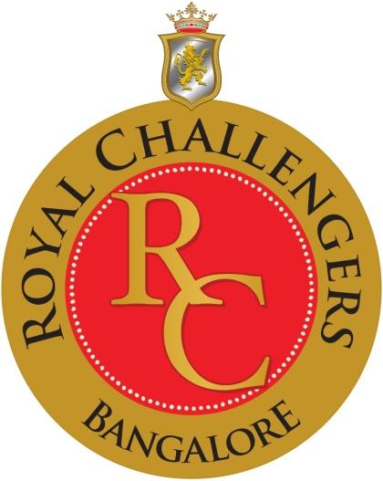 IPL T20 2016 ROYAL CHALLENGERS BANGALORE RCB LOGO
