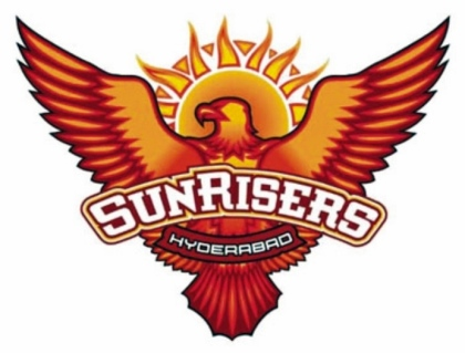 IPL T20 2016 SUNRISERS HYDERABAD SH LOGO