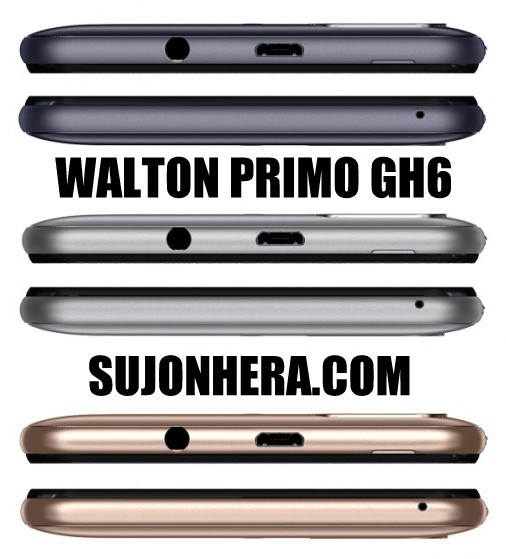 Walton Primo GH6 Android Phone Full Specifications & Price