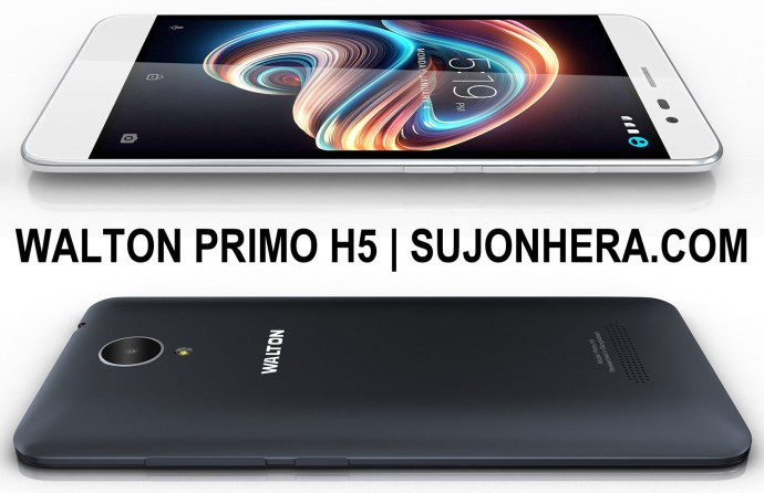 Walton Primo H5 Android Phone Full Specifications & Price