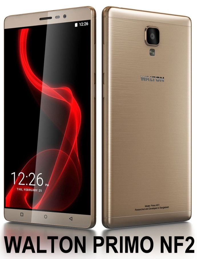 Walton Primo NF2 Android Phone Full Specifications & Price