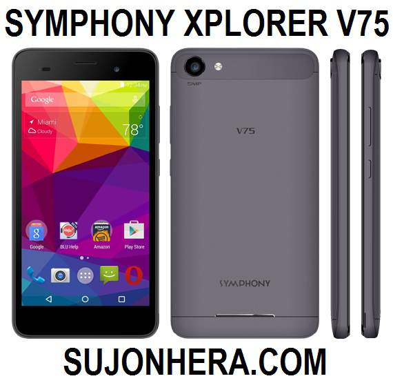 Image result for SYMPHONY V-75