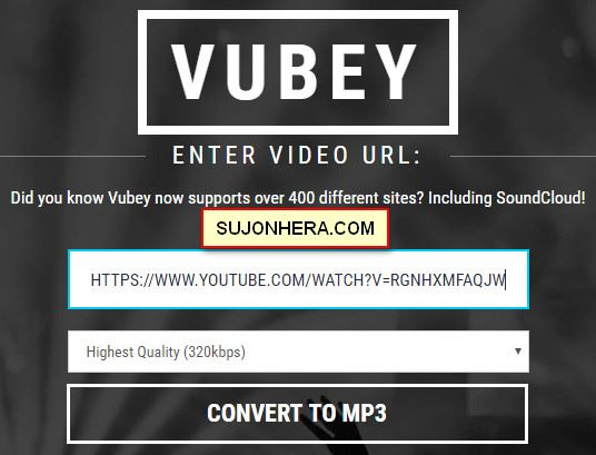 How To Download 320KBPS MP3 Audio Songs From YouTube