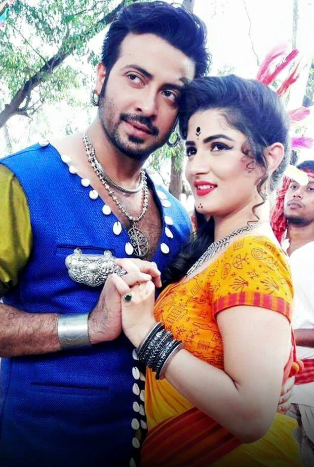 Shikari Shakib Khan Srabanti Bangla Movie