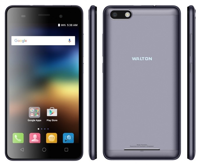 Walton Primo GH6+ Android Phone Full Specifications & Price