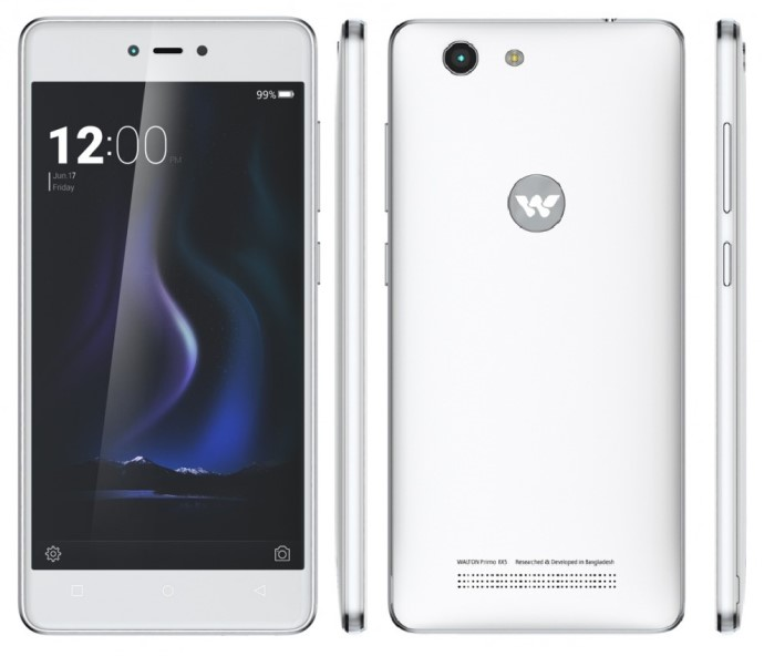 Walton Primo RX5 Android Phone Full Specifications & Price