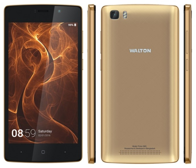 Walton Primo HM3 Android Phone Full Specifications & Price