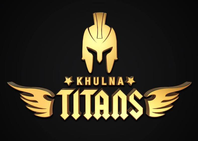 Khulna Titans Logo for BPL T20 2017