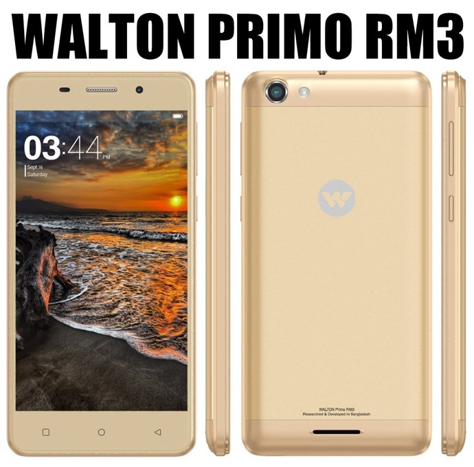 Walton Primo RM3 Android Phone Full Specifications & Price