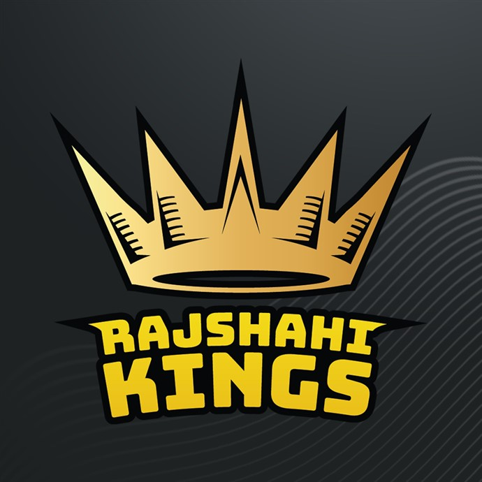 Rajshahi Kings Logo for BPL T20 2017